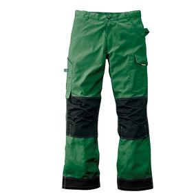Workpower Bundhose grün/schwarz Gr. 54