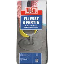 Lugato Ausgleichsmasse 2-10mm innen und außen in verschiedenen Sackgrößen