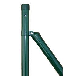 Zaunpfahl verz/gruen 40 x 1500 mm