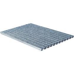 MEAGARD Ripsmatte hellgrau 100x50x2cm