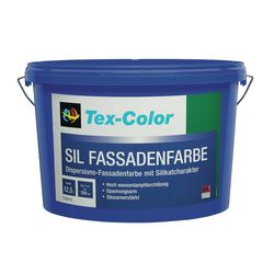 Fassadenfarbe Sil Base 3 5l