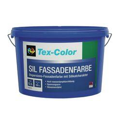 Fassadenfarbe Sil weiss 5l