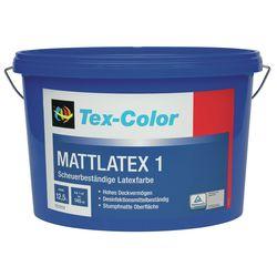 Mattlatex 1 weiss 12,5l
