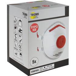 Schutzmasken FFP3 + Ventil (5 Stück)