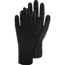 Polyesterstrickhandschuh schwarz Gr.11