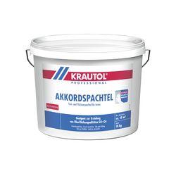 Akkordspachtel pastös naturweiß 18kg