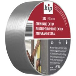 Steinband Extra silber 48mm 50m Typ212