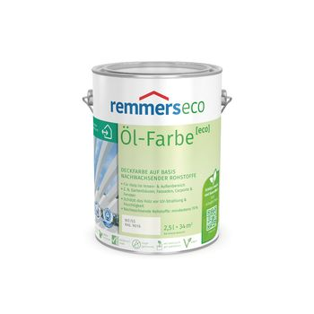 Öl-Farbe eco taubenblau 2,5l