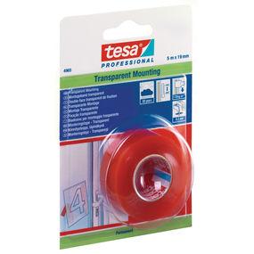 tesa Montageband transparent 5mx19mm