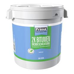 Prima Bitumen-Dickbeschichtung 2K 30l