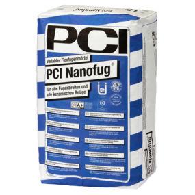 PCI Nanofug zementgrau Nr.31 15kg