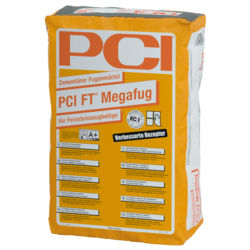PCI FT-Megafug zementgrau Nr.31 25kg