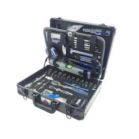 Werkzeugkoffer Alu gefüllt 116-teilig