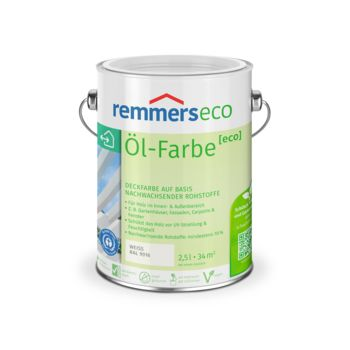 Öl-Farbe eco lichtgrau 2,5l