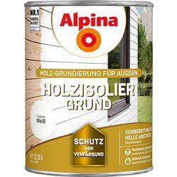 Holzisolier-Grund weiß 2,5l