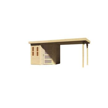 Haus Eckenberg 1 natur 217x213x218cm