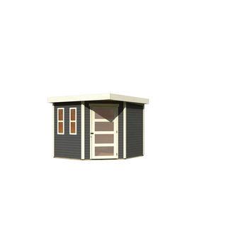 Haus Eckenberg 2 t-grau246x242x218cm
