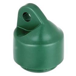 Strebenkappe KU grün für Ø34 mm