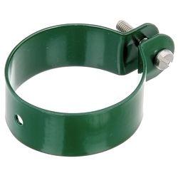 Strebenschelle verz. grün Ø60 mm