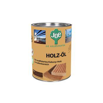 Holzöl für Kebonyholz Außenbereich 2,5l
