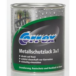 Metallschutzlack 3in1 weiß 0,75l