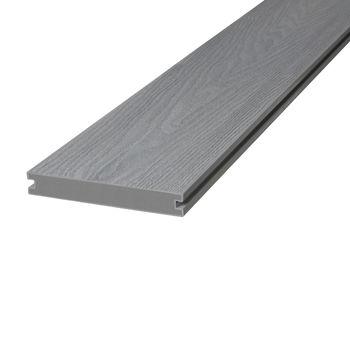 Diele WPC SOFT grau 21x145x4000mm