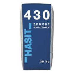 HASIT 430 Zementschnellestrich 4mm 30kg