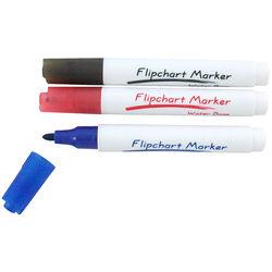 Flipchart-Markerset 3-tlg.