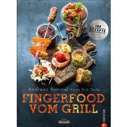 Grillbuch - Fingerfood vom Grill