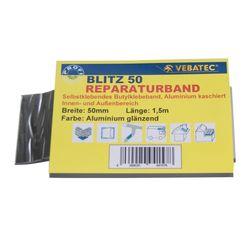 Reparaturband BLITZ Alu glanz 50mmx1,5m