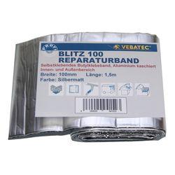 Reparaturband BLITZ Alusilberm100mmx1,5m