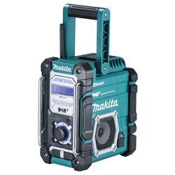 Makita Akku-Baustellenradio DMR112 7,2-18 V DAB mit Bluetooth ohne Akku