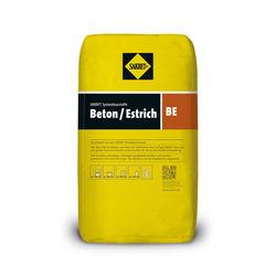 Beton/Estrich BE C25/30 0-8mm grau 30kg