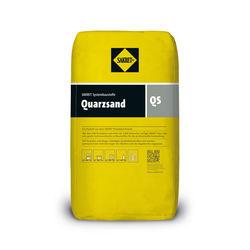 Quarzsand QS 0,4-1,5mm 25kg