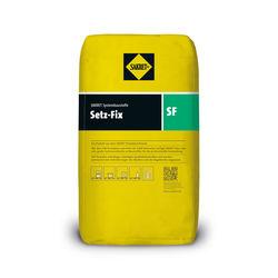 Setz-Fix Montagemörtel schnell 25kg