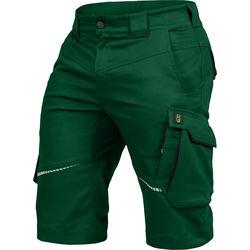 Hose kurz grün/schwarz Gr.52