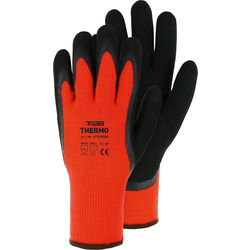 TRIUSO Thermo-Acrylhandschuh Orange Gr.8