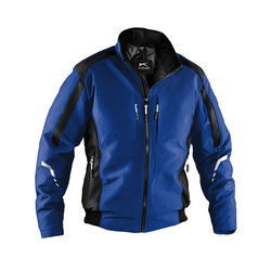 Blouson WETTER k`blau/schwarz Gr. XL