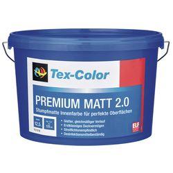 Wandfarbe Premium Matt 2.0 weiß 12,5L