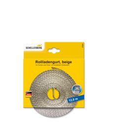 Rollladengurt 23 mm/12,0 m beige