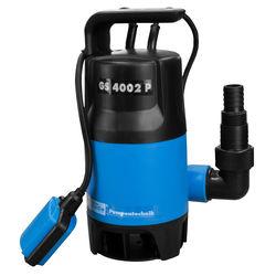 Schmutzwassertauchpumpe GS 4002 P