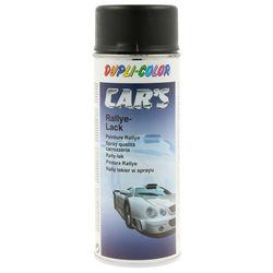 Autolack Car`s schwarz matt