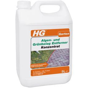 Algen-& Grünbelag Entfern. Konzentrat 5l