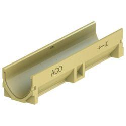 ACO Self Rinne NW100 ohne Rost in verschiedenen Längen