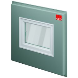 ACO Therm Block Montagepl.150x170x10