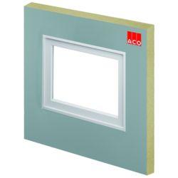 ACO Therm Block Montagepl.150x140x16