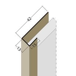 Anschluss-/Einfassprofil 3563 13mm 2,5m