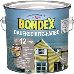 Bondex Dauerschutz Farbe Sch.weiß 2,5L