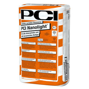 PCI Nanolight Flexmörtel grau 15kg