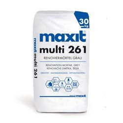 maxit multi 261 Renoviermörtel grau 30kg